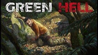 Green Hell ►СТРОИМ ДОМ ►ОБЗОР ИГРЫ И ПРОХОЖДЕНИЕ ►БОЛЕЗНИ, РЕЦЕПТЫ, ВСЕ ЖИВОТНЫЕ | by Boroda Game