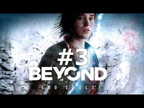 Beyond: Two Souls | Capitulo #3 | Las Pruebas