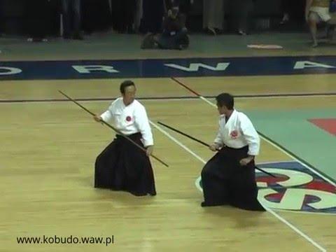 Hanshi Kisho Inoue - Ryukyu Bojutsu | Legendary Budo Masters