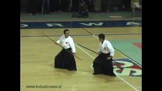 Hanshi Kisho Inoue - Ryukyu Bojutsu   Legendary Budo Masters