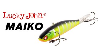 Lucky John Maiko balanced jig video