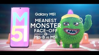 Samsung Galaxy M51 with Snapdragon I Too fast for Mo-B