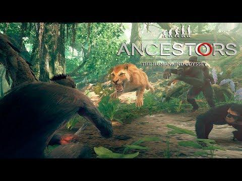 ЗМЕЯ, ТИГР И ГРАВИТАЦИЯ   ANCESTORS The Humankind Odyssey #4