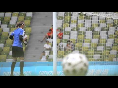 Le Journal des Bleus - Universiade Shenzhen 2011 - Episode 10