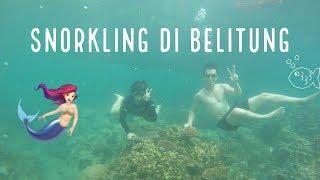 Vlog #13   Belitung   Island Hopping &  Snorkling 🐠🐟