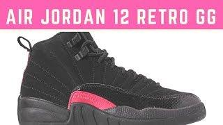 aa5568b8560d68 Jordan 12 Vivid Pink