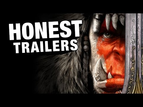 Honest Trailers - Warcraft (Feat. MatPat of Game Theory)