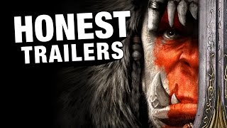 Honest Trailers - Warcraft (Feat. MatPat of Game Theory) by : Screen Junkies