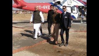 सीएम नीतीश कुमार किशनगंज के मरहूम Maulana Asrar-ul-Haque Qasmi के गांव दिघलबैंक के टप्पू  पहुंचे