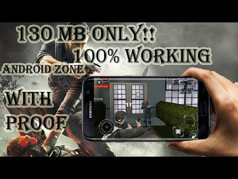 How To Download And Install Splinter Cell Conviction For Android Compressed Version(hindi)