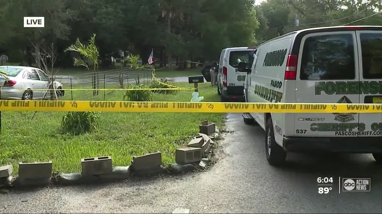 Pasco homeowner kills two during home invasion, third suspect held at gunpoint for deputies