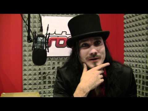 Tuomas Holopainen (NIGHTWISH) - interview 2011 @Linea Rock by Barbara Caserta