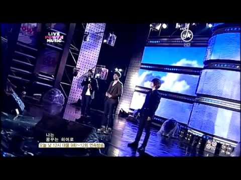 [PERF] Super Junior KRY - Let's not & A Dreaming Hero (Y-star Live Power Music)