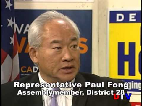 Democratic TV - Paul Fong