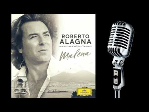 "Roberto Alagna | RADIO ""Europe 1 Music Club""  Thierry Geffrotin 27/11/2016 ""Malèna"""