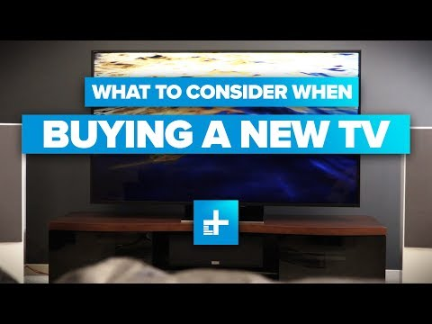 Everything you need to know when buying a new television