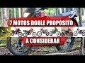 LAS MEJORES MOTOS DOBLE PROPÓSITO +200cc A CONSIDERAR este 2017 | BLazeR9