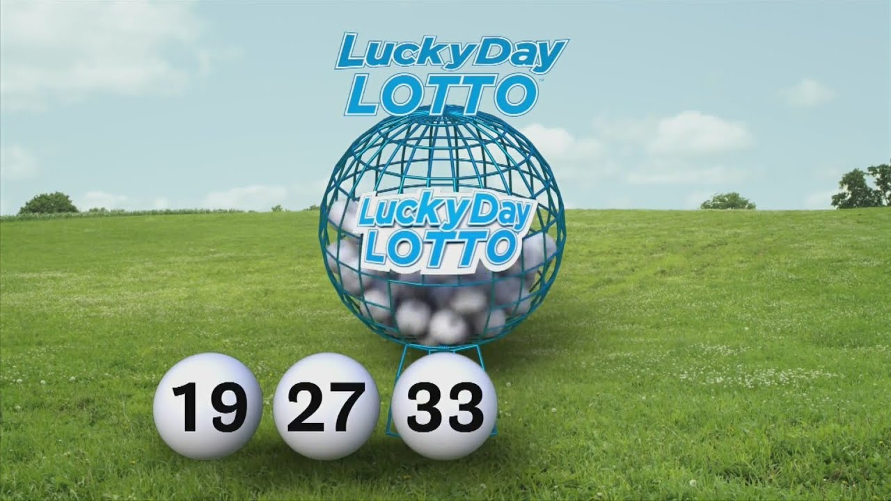 Lucky day lotto payout chart