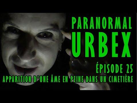 👻 PARANORMAL URBEX - ÉPISODE 25 : APPARITION D'UNE ÂME EN PEINE DANS UN CIMETIÈRE [MORGAN PRIEST]de YouTube · Durée:  30 minutes 20 secondes