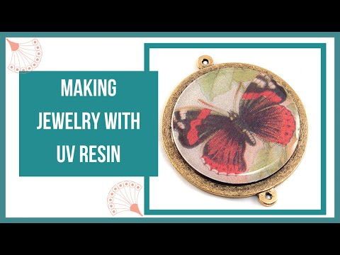 Making Jewelry with UV Resin - Beaducation.com