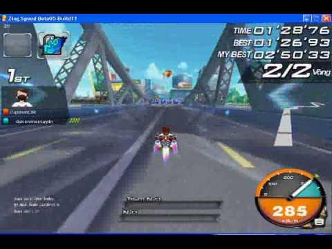 zing speed quân