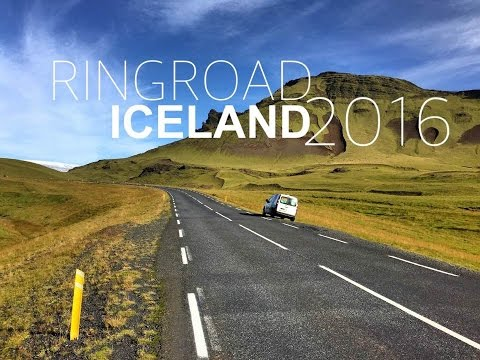 Ring Road Iceland 2016