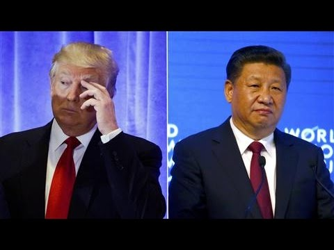 Trump, China Diverge on New World Order