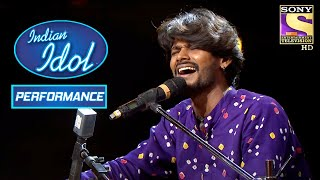 Sawai के 'Chaap Tilak' Performance को मिली Standing Ovation | Indian Idol Season 12