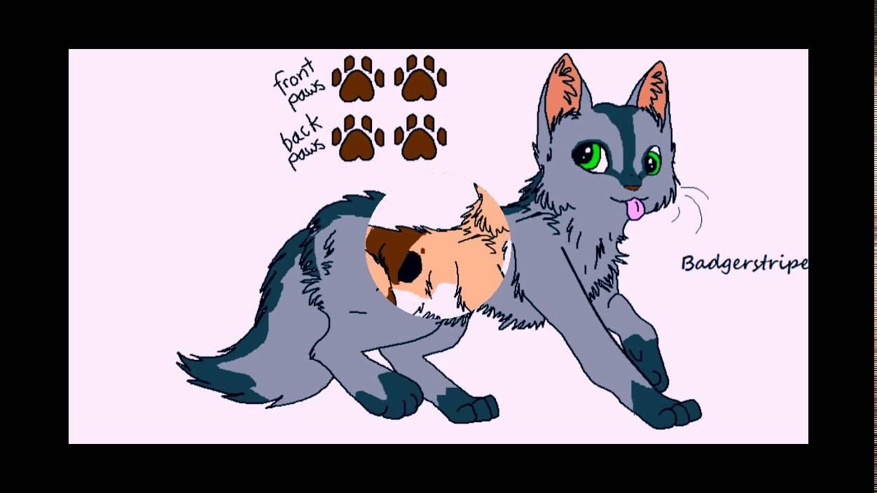 My Warrior Cat Family Tree