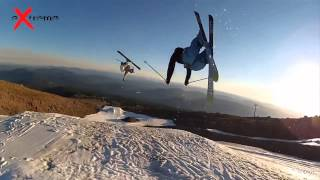 Epic moments of extreme stunts