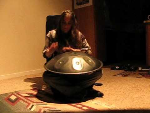 60 Second Handpan Challenge :-)
