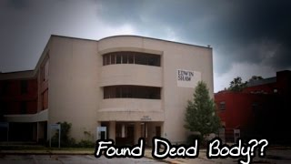 I cant believe what was Found at this ABANDONED Hospital! (Edwin Shaw Series)