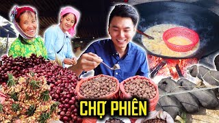 A SUPER SPECIAL MARKET in the HIGHLANDS of VIETNAM | Ha Giang Travel #6