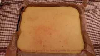 Gluten Free Sponge Cake (no Eggs, Dairy Free)