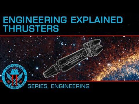 Engineering Explained: Thrusters