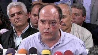 البرلمان الفنزويلي يتحول إلى ساحة معركة