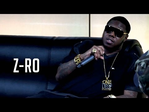 Z-Ro on Being Tricked By Hillary, Wrongfully Arrested & Being A One Man Show!