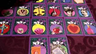 Witchy Poo Fortune Telling cards by Paris Debono