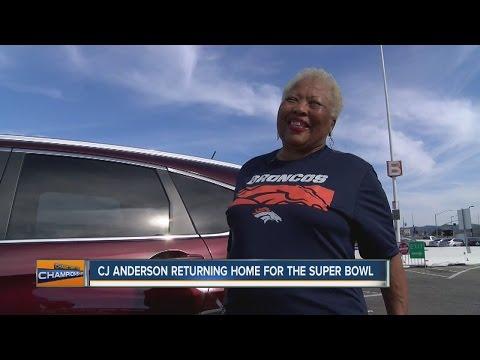 Meet Broncos running back CJ Anderson