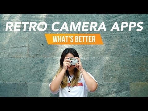 Retro Camera Apps [What's Better? Ep.1]