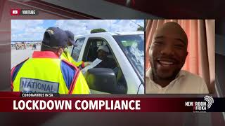 Maimane commends South Africans for complying with the regulations enforced during the lockdown