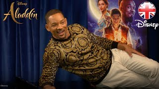 ALADDIN | Make A Wish Aladdin Surprise Performance | Official Disney UK
