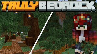 Custom Tree Heaven! Truly Bedrock SMP | Season 1