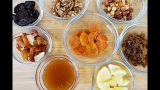 ВИТАМИННАЯ СМЕСЬ при похудении Как поднять иммунитет  I как похудеть мария мироневич