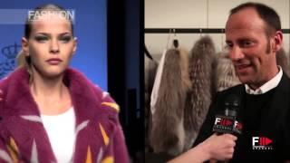 MIFUR Milano | Giuliana Teso | International Fur and Leather Exhibition | March 2014 by FashionChann Thumbnail