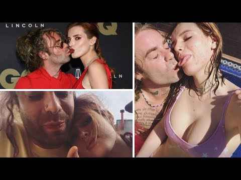 Bella Thorne and Mod Sun Cute, Romantic and Hottest PDA Moments Of All Time - 2018