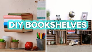 5 Bookshelves You Need In Your Life