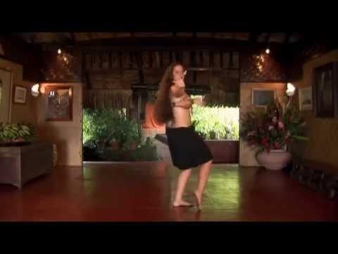 How To Dance Tahitian/Ori Tahiti - Basic Steps!
