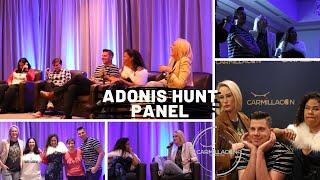 Adonis Hunt Panel || CarmillaCon 2019