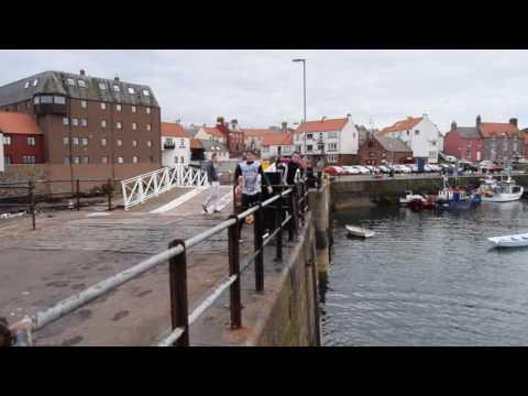 Dunbar Harbour Jumping III